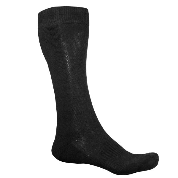 Mil-Tec Chaussettes pour bottes Coolmax noires