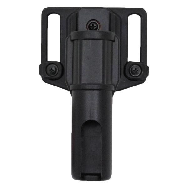 MFH Porte-matraque rotatif 21 pouces noir