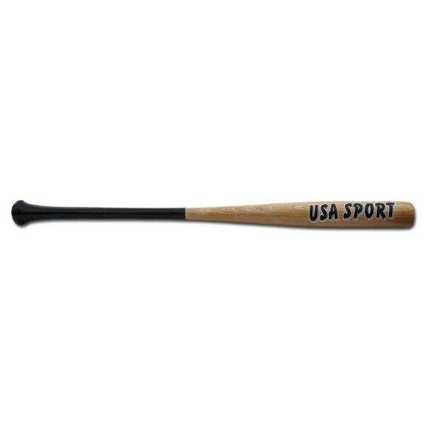 "Batte de baseball bois naturel 34"""