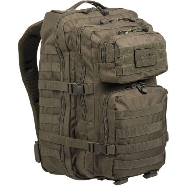 Mil-Tec Sac à dos US Assault Pack II olive