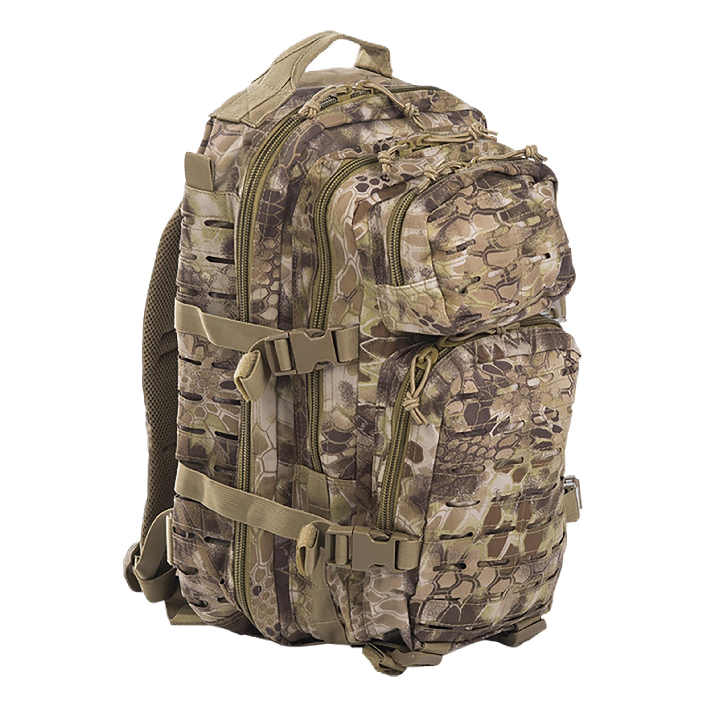 Sac à Dos US Assault Pack SM Laser Cut mandra tan