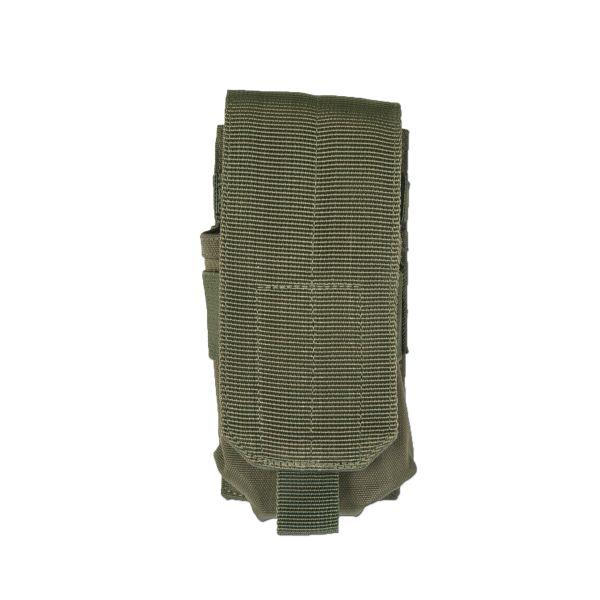 Mil-Tec Porte chargeur M4/M16 Single olive