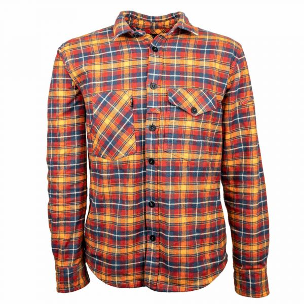 LMSGear Chemise Red Flannel rouge