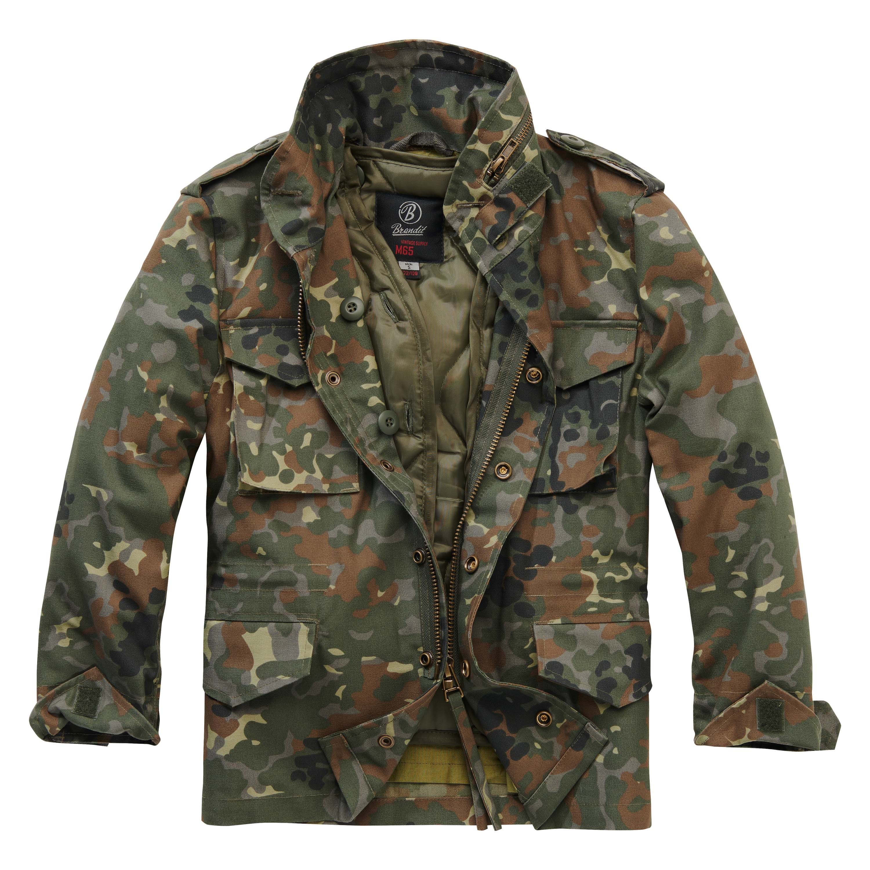 Veste Brandit M65 Standard Jacket kids flecktarn