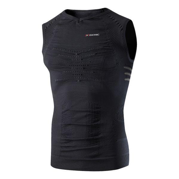 Shirt sans manches X-Bionic Trekking Summerlight noir