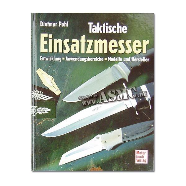 Livre Taktische Einsatzmesser