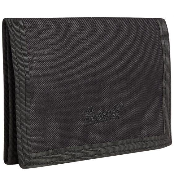 Brandit Portefeuille Wallet Three noir