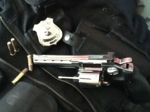 Special police revolver