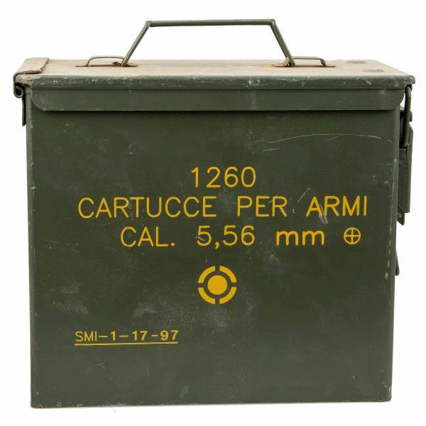 Caisse à munition US PA19 Cal. 5.56 occasion