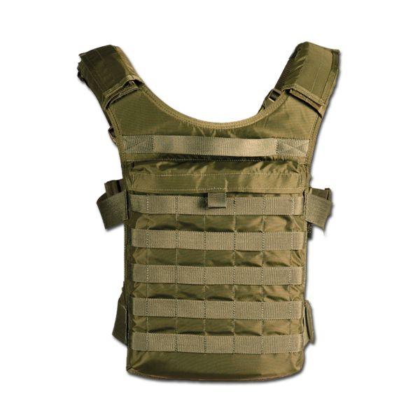 TT Paratrooper Back Plate kaki