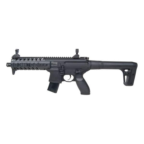 Fusil à air comprimé Sig Sauer MPX noir