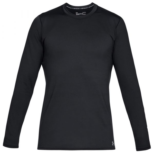 Under Armour Maillot Fitted CG Crew noir