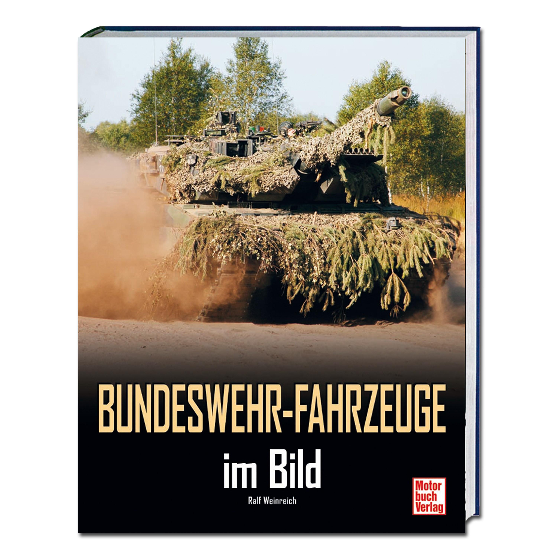 Livre Bundeswehr-Fahrzeuge im Bild