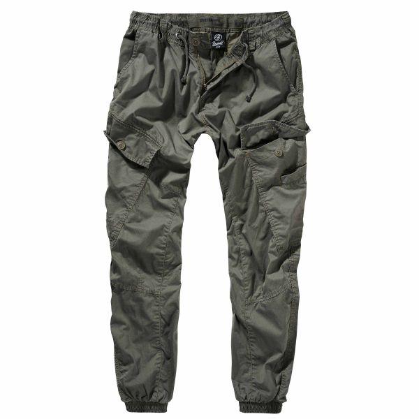 Brandit Pantalon Ray Vintage Trousers olive