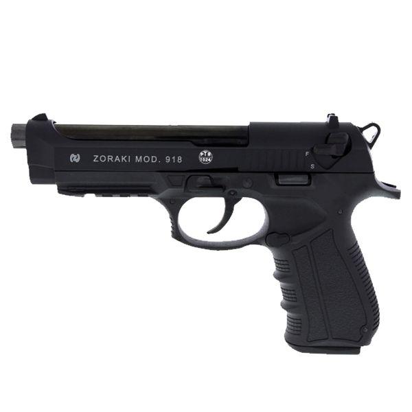 Zoraki Pistolet d'alarme 918 bruni
