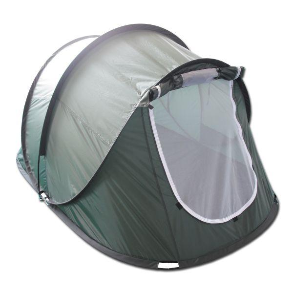 Tente automatique MFH Pop-Up Tent Rachel kaki
