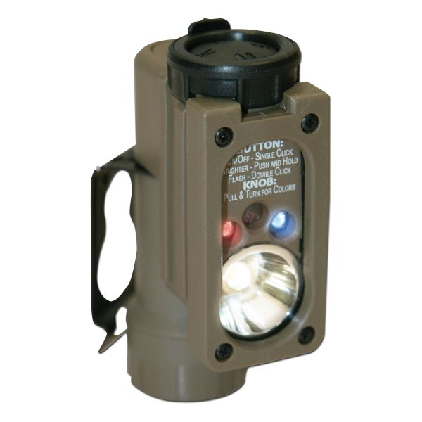 Lampe Streamlight Sidewinder Compact coyote