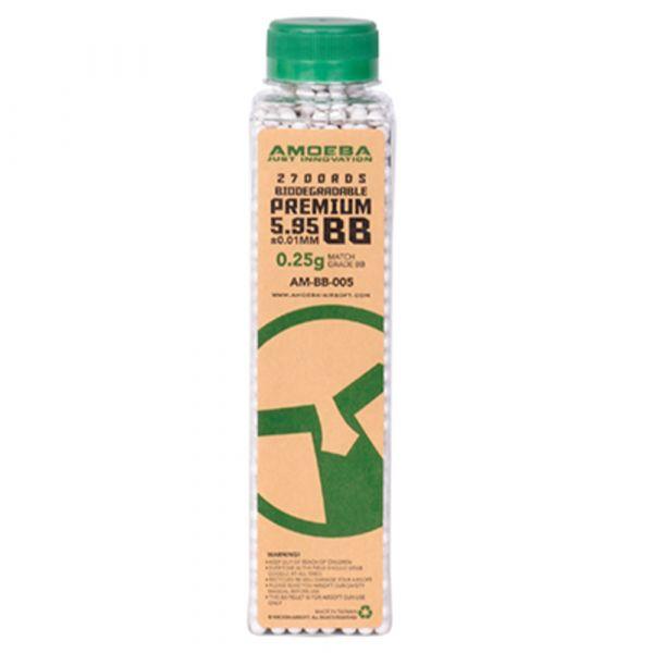Ares Amoeba BBs Bio Premium 0.25 g 2700 pièces blanc