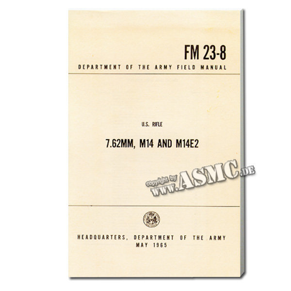 Livre 7.62 mm, M-14