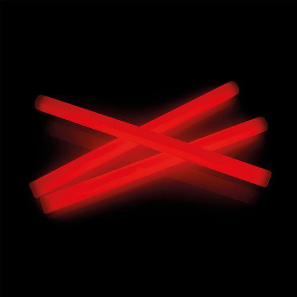KNIXS Grand bâton lumineux rouge