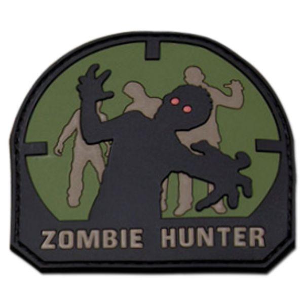 Patch MilSpecMonkey Zombie Hunter PVC forest