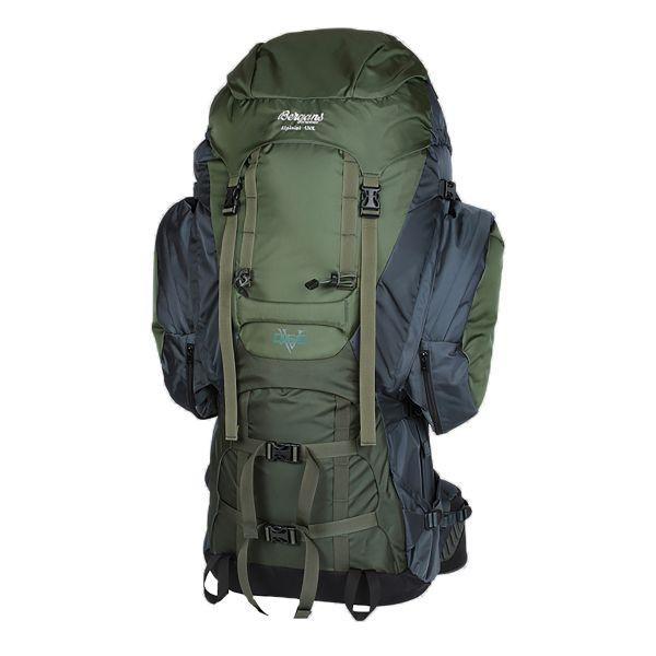 Bergans Sac à dos Alpinist 110 L vert foncé