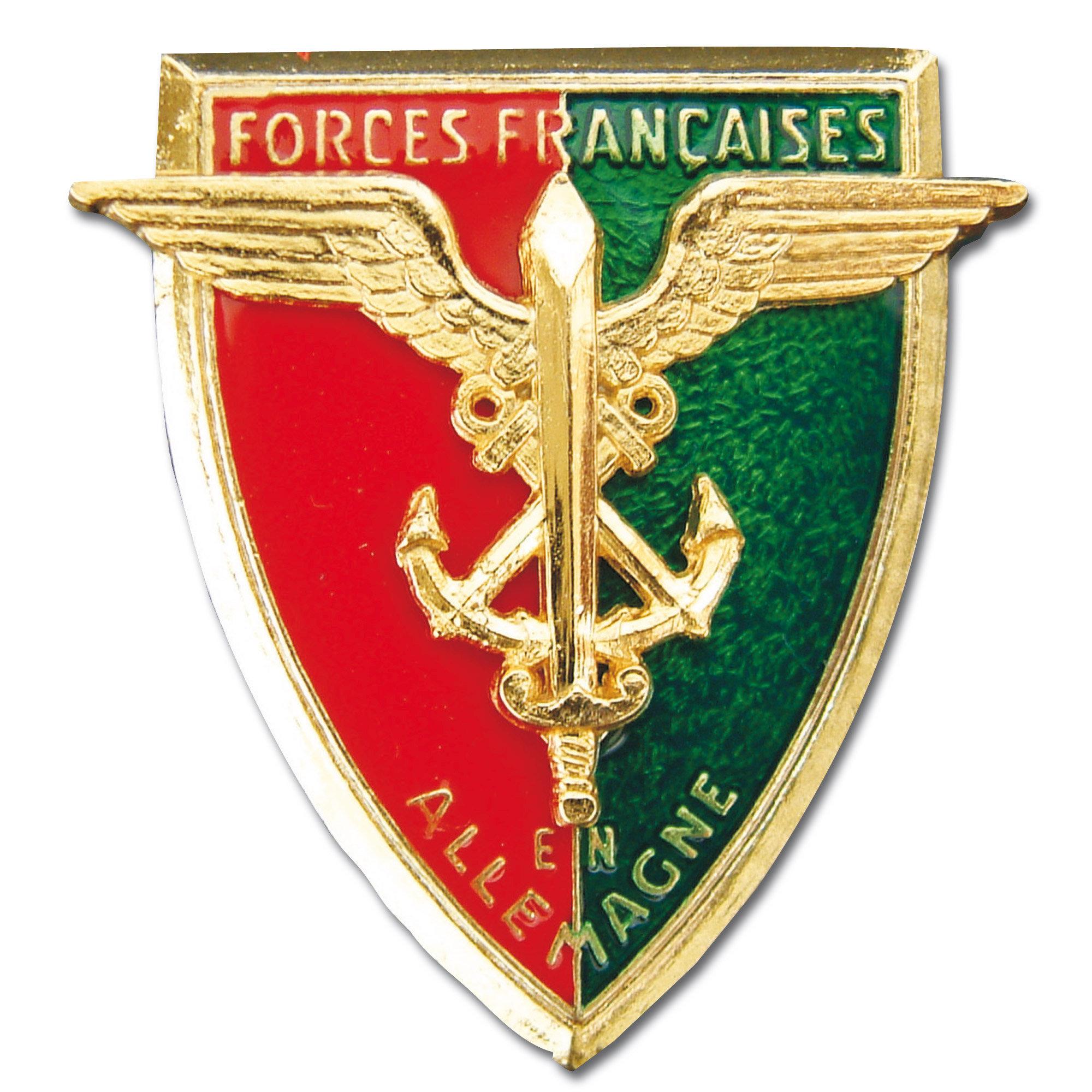 Insigne Forces Françaises en Allemagne