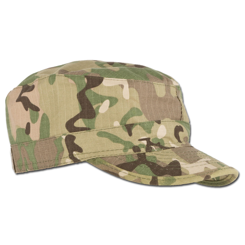 MFH Homme Ripstop US Casquette Militaire ACU HDT Camo AU