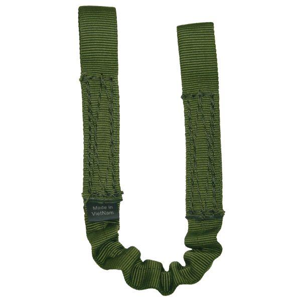 Sangle de sécurité Blackhawk verte olive longue