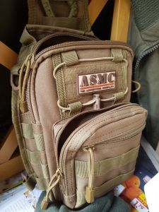 ASMC auf Slingbag