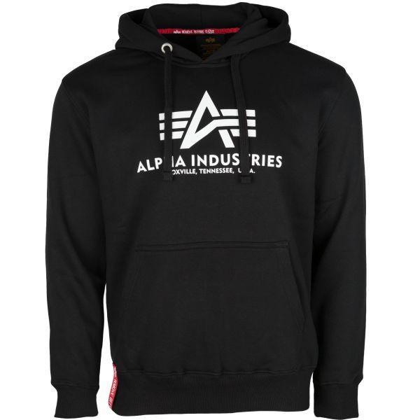 Alpha Industries Sweatshirt Basic noir