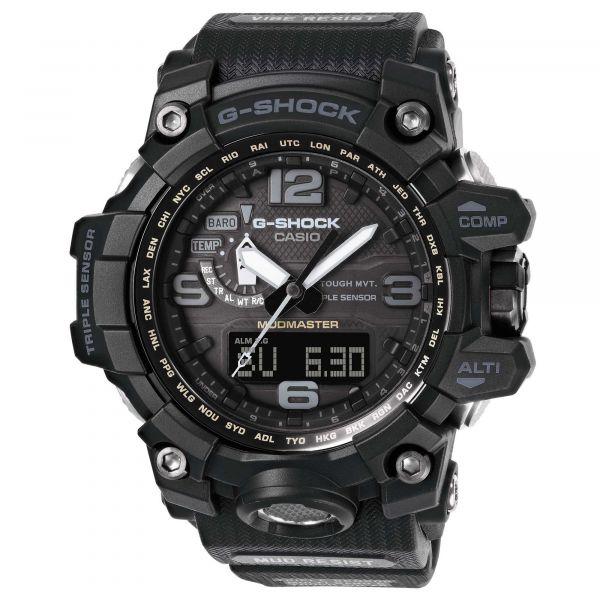 Casio Montre G-Shock Mudmaster GWG-1000-1A1ER noir