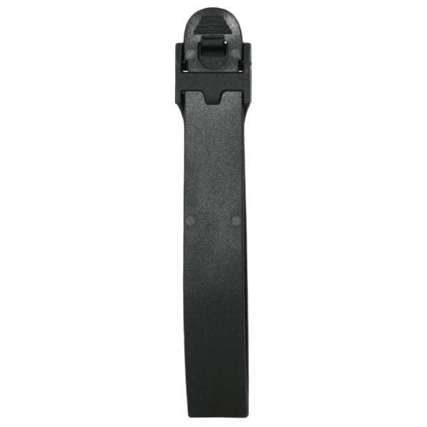Clips Molle Zentauron 12.5 cm noir