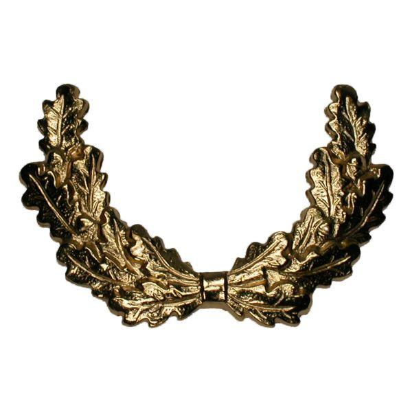 Insigne d'épaulettes Uniforme BW couronne de chêne or