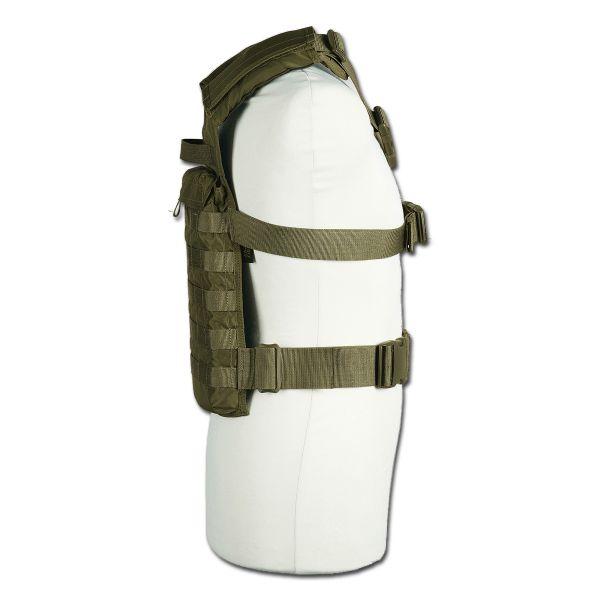TT Paratrooper Back Plate olive II