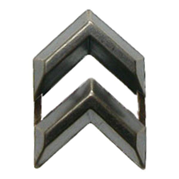 Insigne d'épaulettes Uniforme BW Oberfeldwebel de l'armée de ter