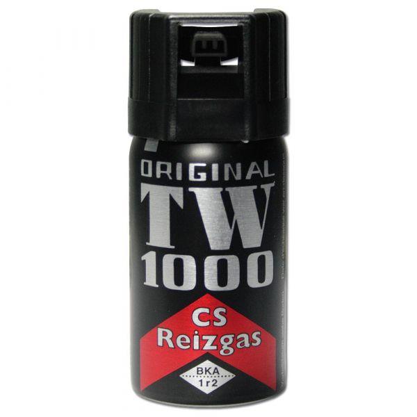 TW1000 Aérosol de défense CS-Gas Man 40 ml