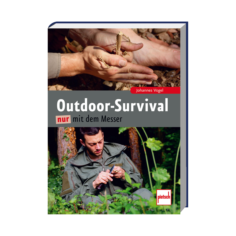 Livre Outdoor Survival nur mit dem Messer