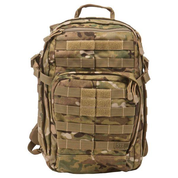 5.11 Sac à dos Rush 12 Backpack multicam