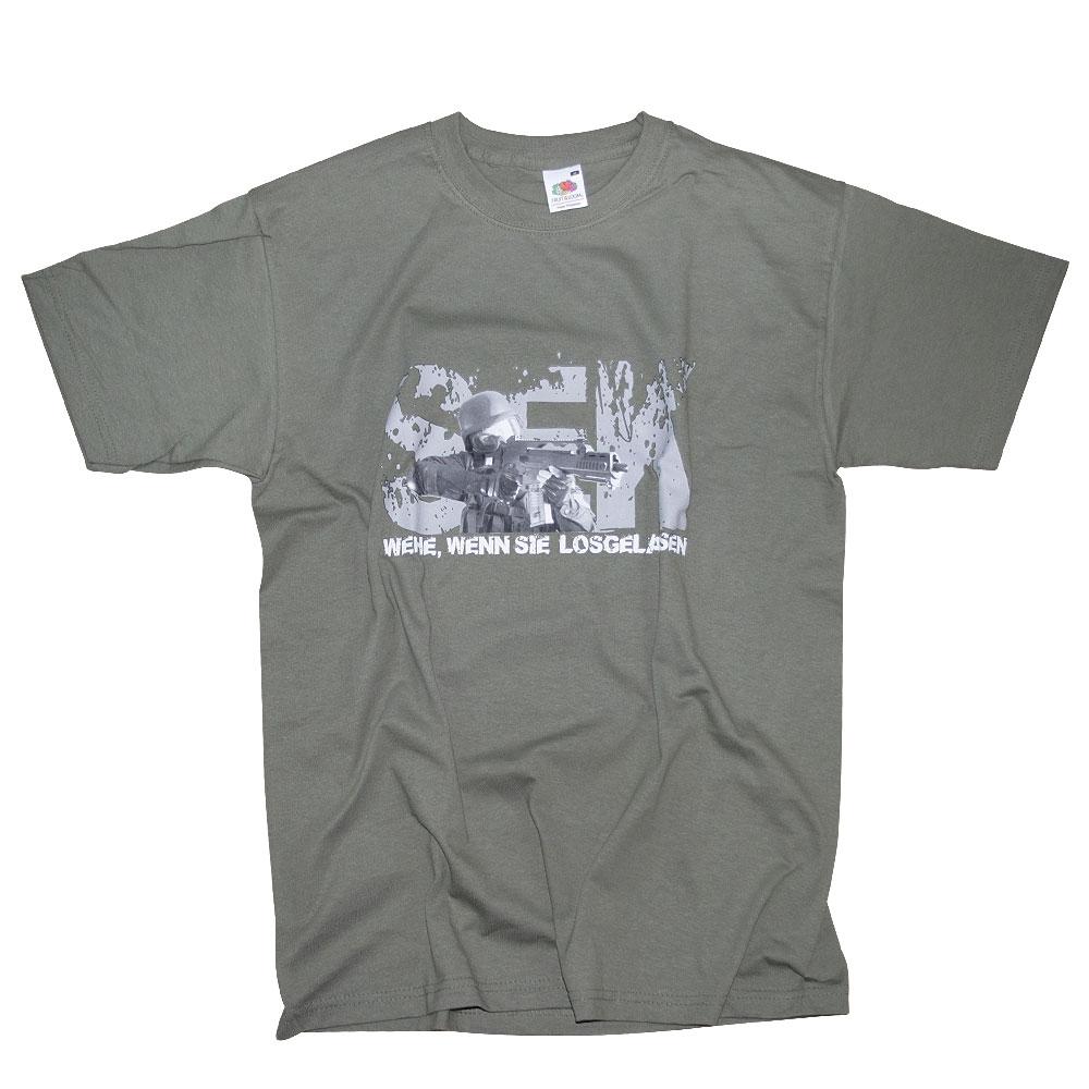 T-Shirt SEK Milty69 kaki