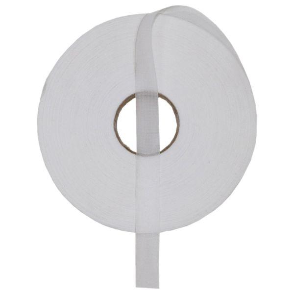 Bande de Tissu néerlandais 150 m blanc comme neuf