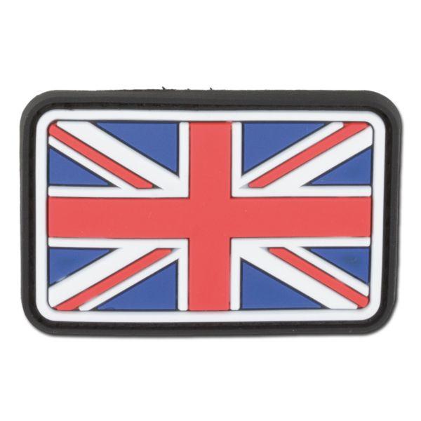 Patch 3D Grande-Bretagne drapeau fullcolor petit
