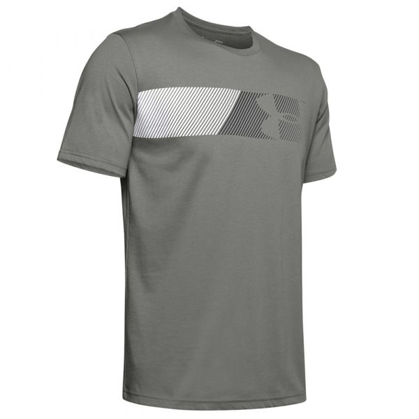 Under Armour T-Shirt Fast Left Chest 2.0 SS gravity green