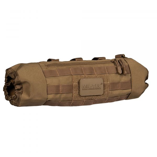 Mil-Tec Chauffe-mains Tactical Muff dark coyote