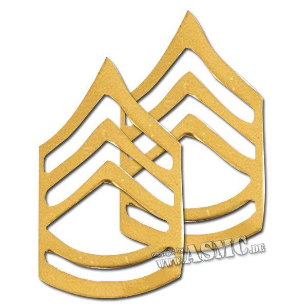 Grade Métallique US Sergeant FC polished