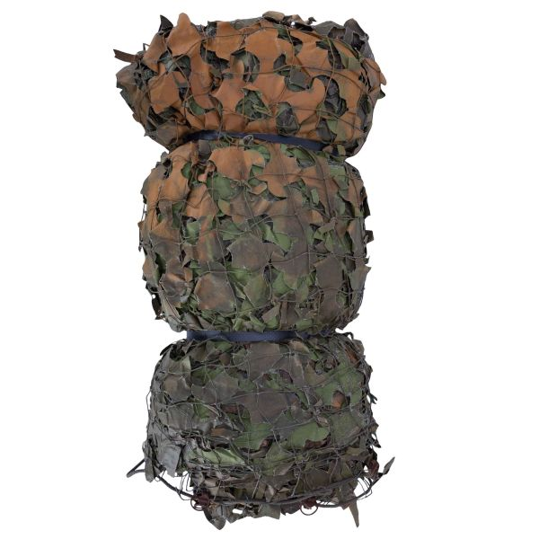 Filet de camouflage US 5 x 3 m woodland occasion