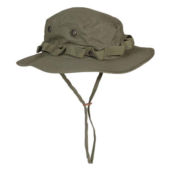 Chapeau de brousse US olive