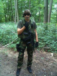 SEAL Team One Operator