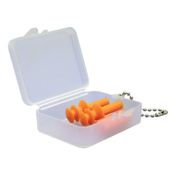 Bouchons protection auditive armée US avec box