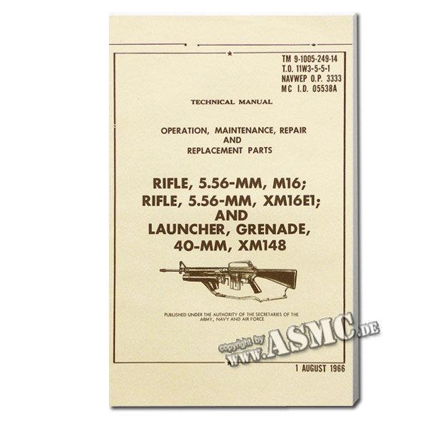 Livre Rifle 5.56 mm